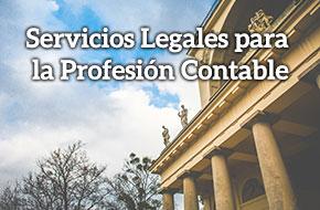Servicios Legales para la Profesión Contable